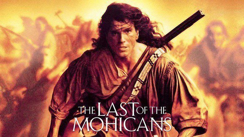 The Last of the Mohicans (1992 film) movie scenes