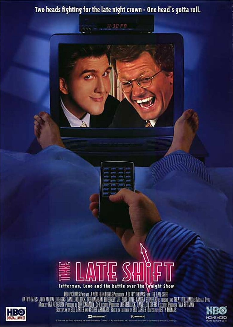 The Late Shift (film) movie poster