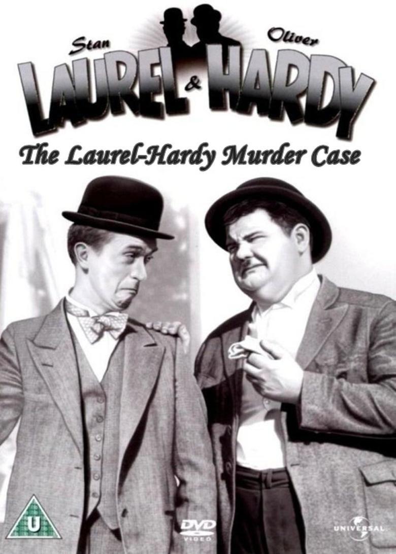 The Laurel Hardy Murder Case movie poster