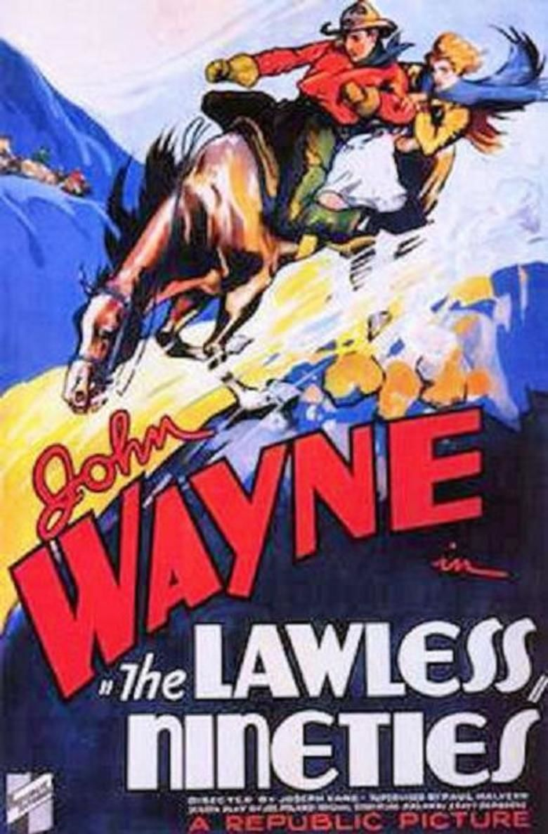 The Lawless Nineties movie poster