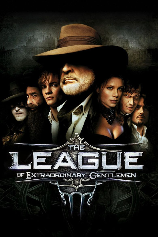 The League of Extraordinary Gentlemen (film) movie poster