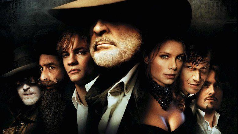 The League of Extraordinary Gentlemen (film) movie scenes