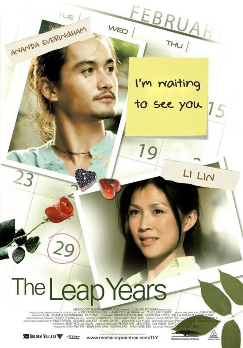 The Leap Years movie poster