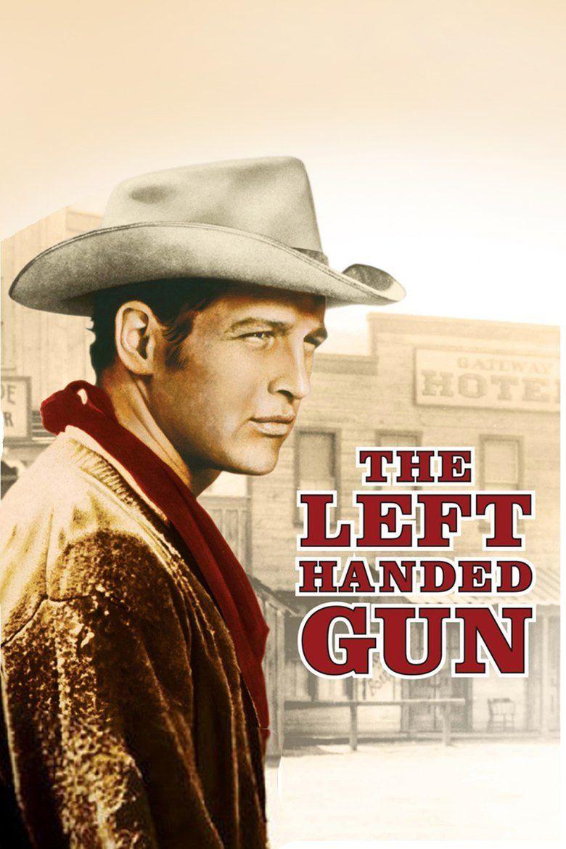 The Left Handed Gun movie poster