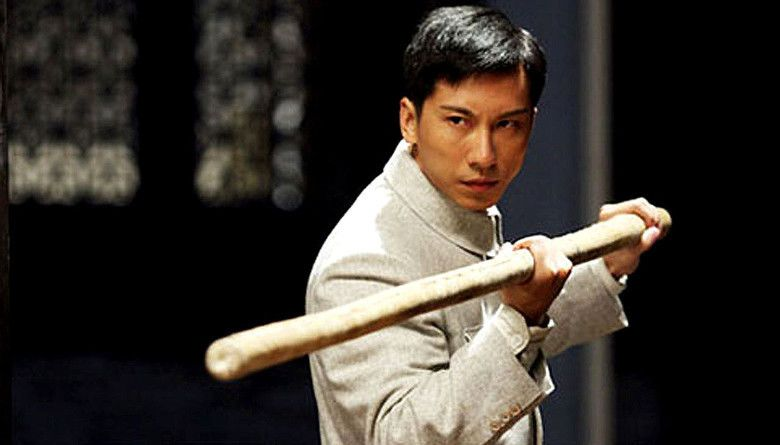 an analysis of scene i in the movie ip man