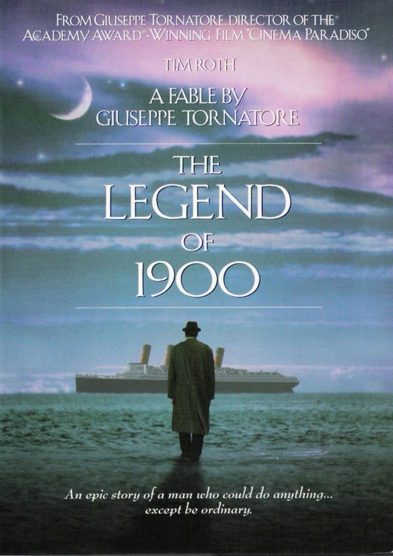 The Legend of 1900 movie poster