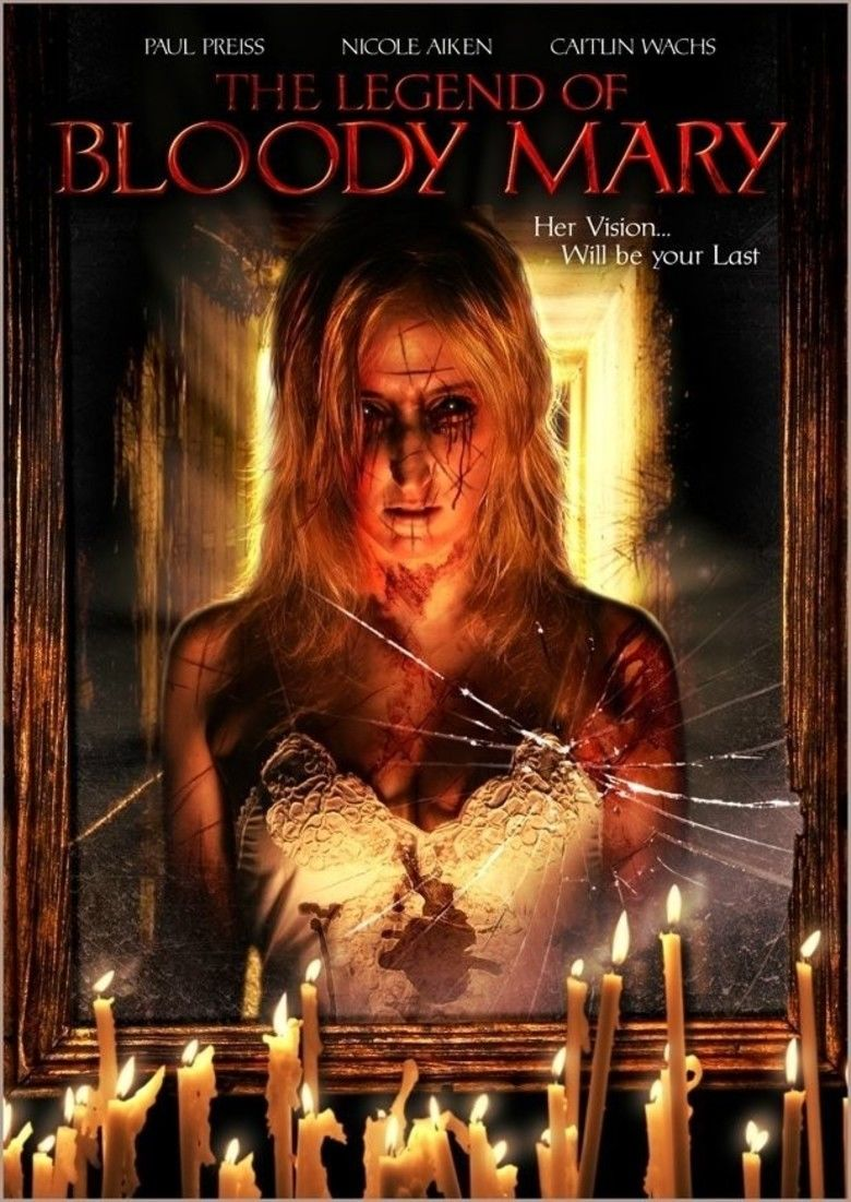 The Legend of Bloody Mary movie poster