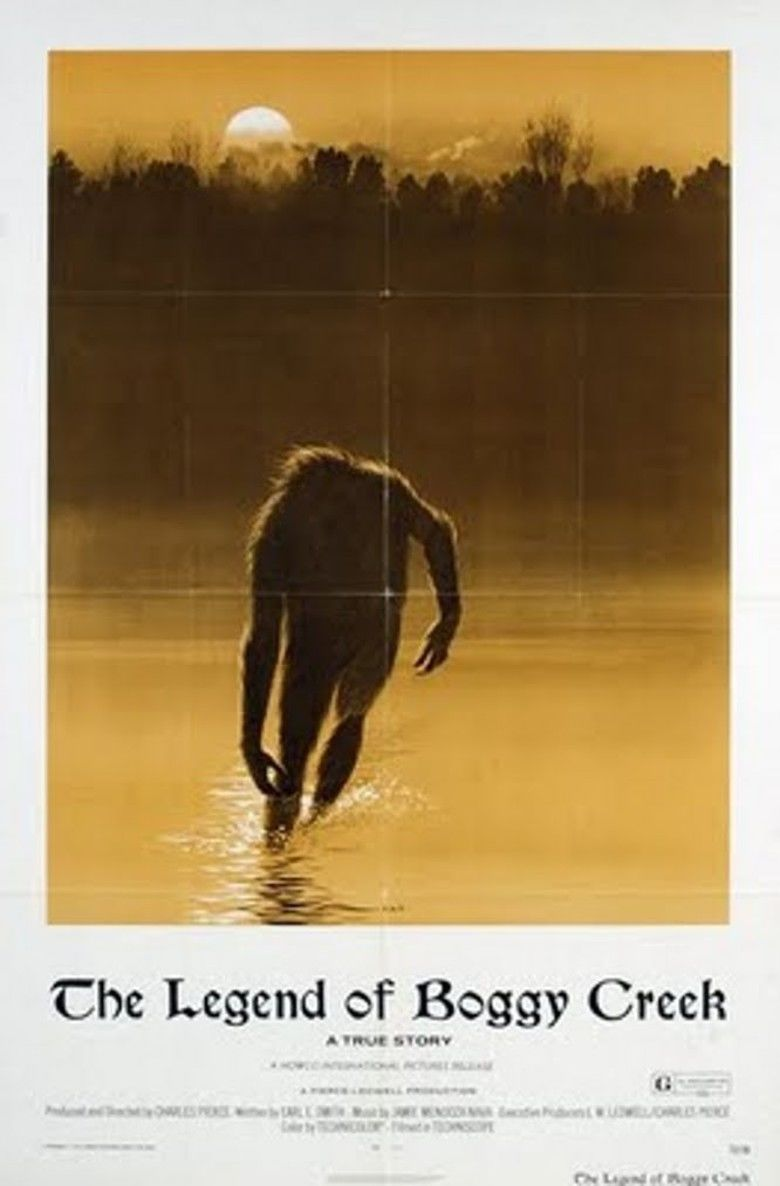 The Legend of Boggy Creek movie poster