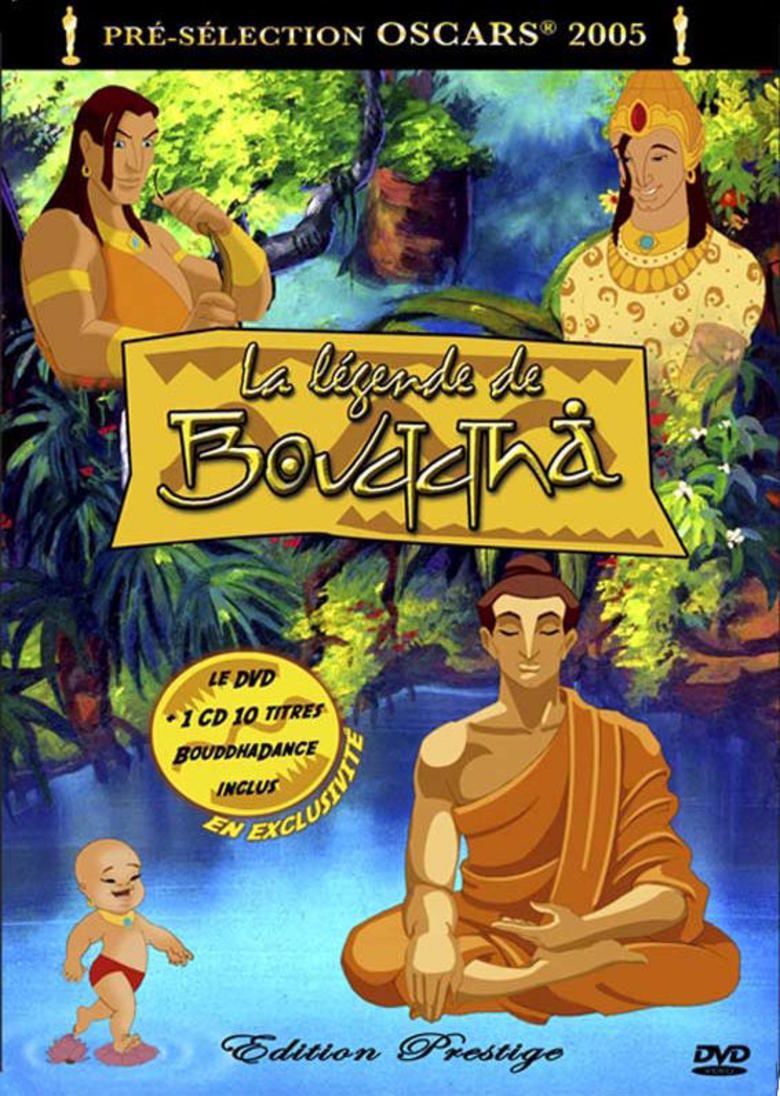 The Legend of Buddha movie poster