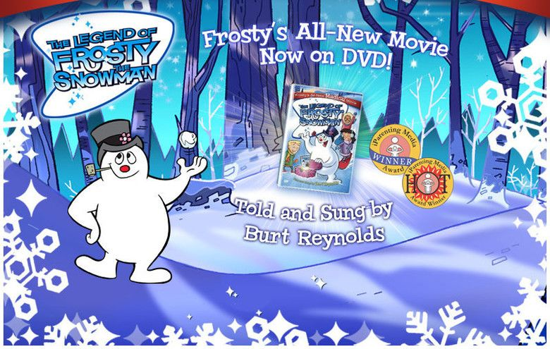The Legend of Frosty the Snowman movie scenes
