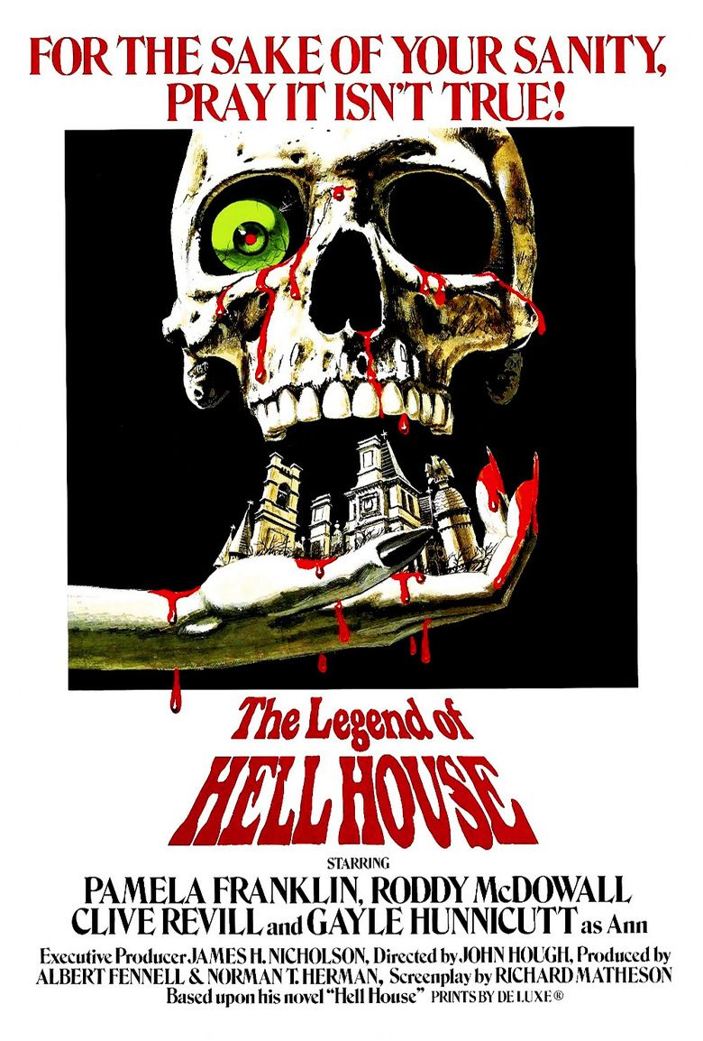 The Legend of Hell House movie poster