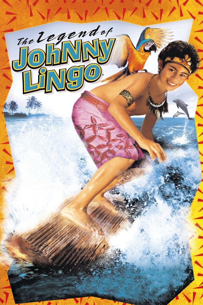 The Legend of Johnny Lingo movie poster