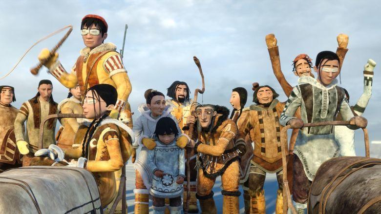 The Legend of Sarila movie scenes