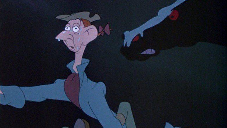 The Legend of Sleepy Hollow movie scenes