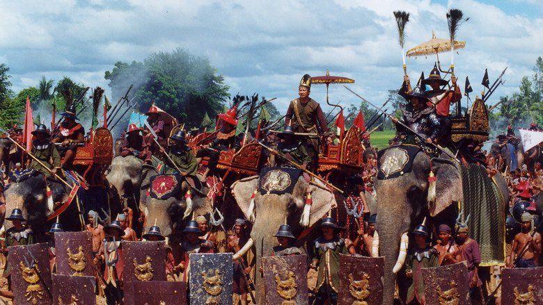 The Legend of Suriyothai movie scenes