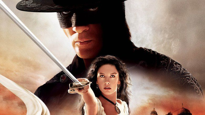 The Legend of Zorro movie scenes