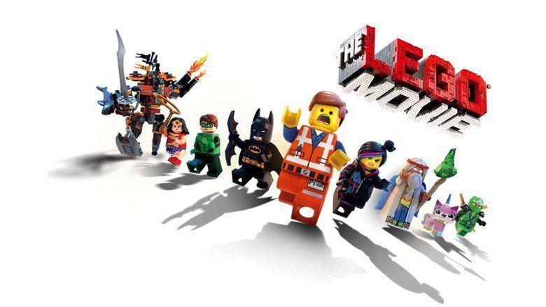 The Lego Movie movie scenes