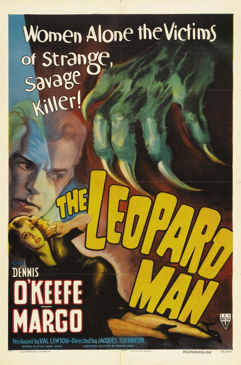 The Leopard Man movie poster