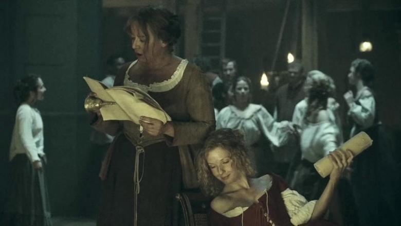 The Libertine (2004 film) movie scenes