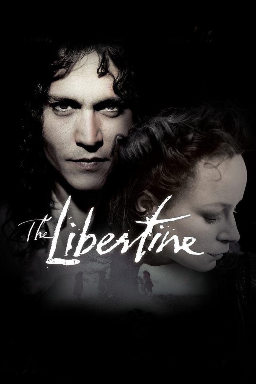 The Libertine (2004 film) movie poster