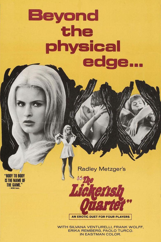 The Lickerish Quartet movie poster