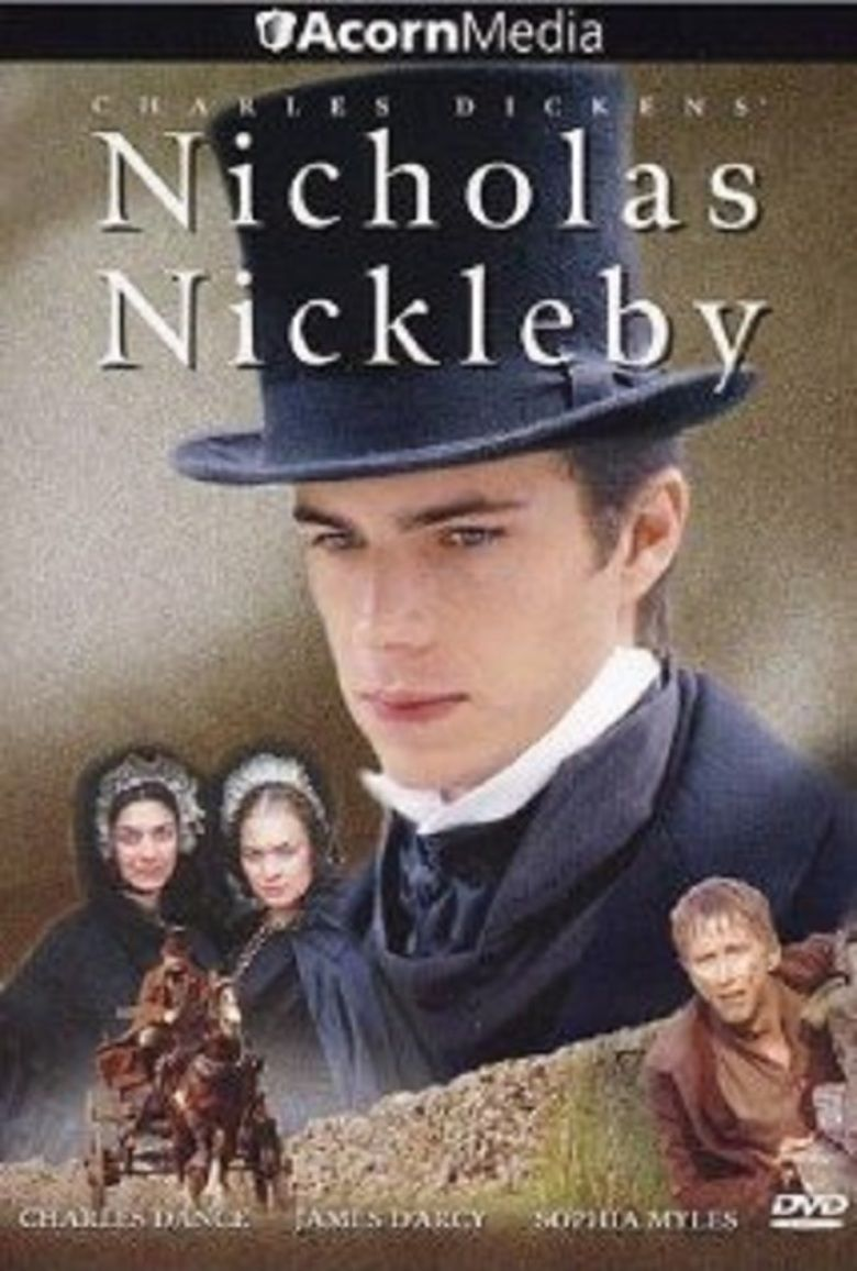 The Life and Adventures of Nicholas Nickleby (2001 film) movie poster