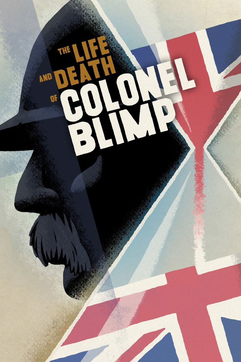The Life and Death of Colonel Blimp movie poster