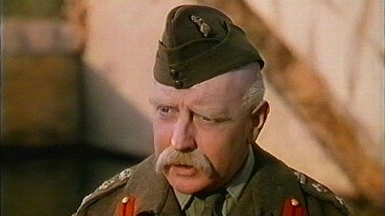 The Life and Death of Colonel Blimp movie scenes