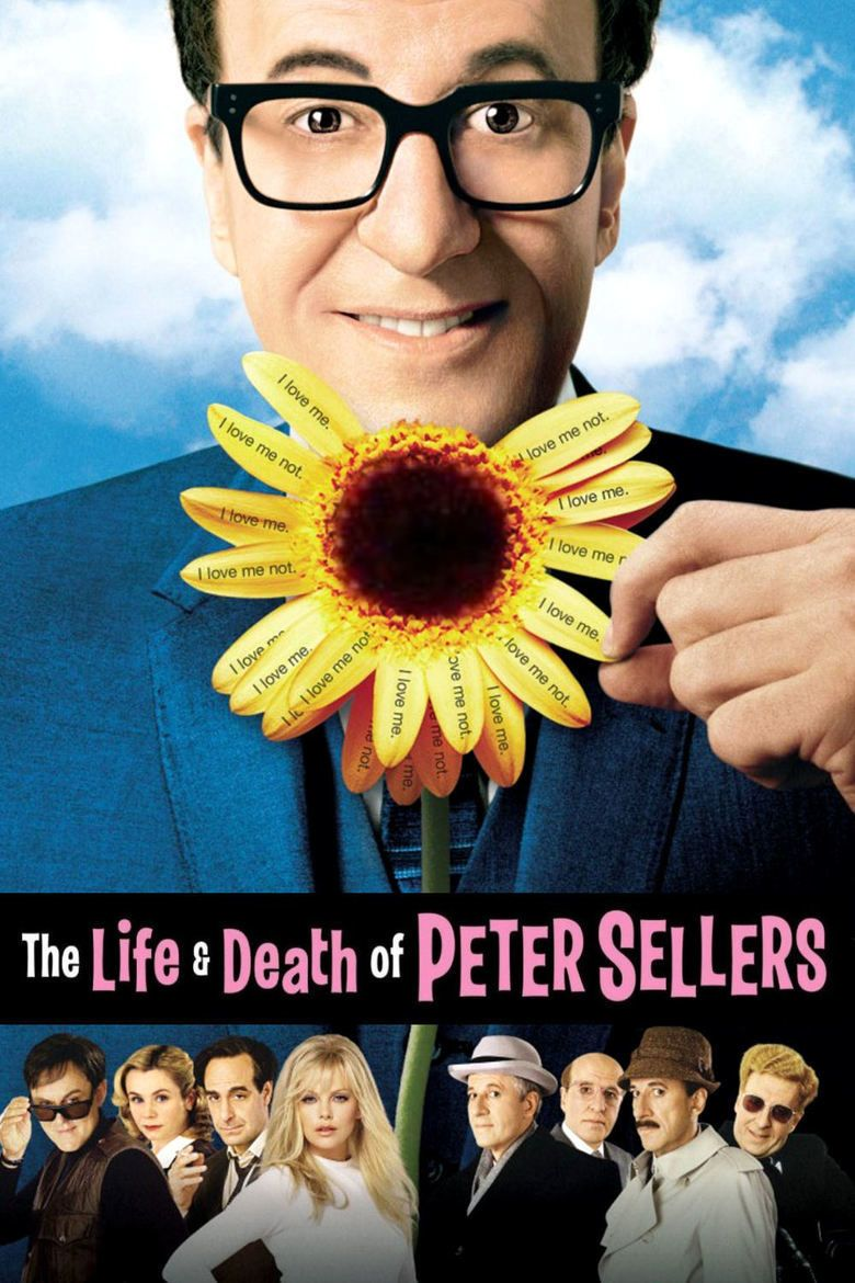 The Life and Death of Peter Sellers movie poster