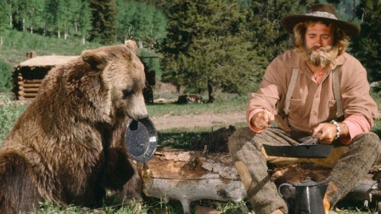 The Life and Times of Grizzly Adams movie scenes