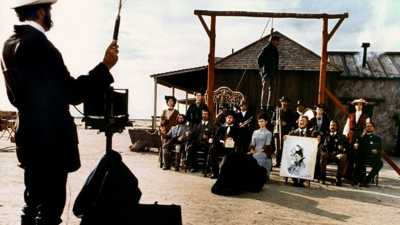 The Life and Times of Judge Roy Bean movie scenes