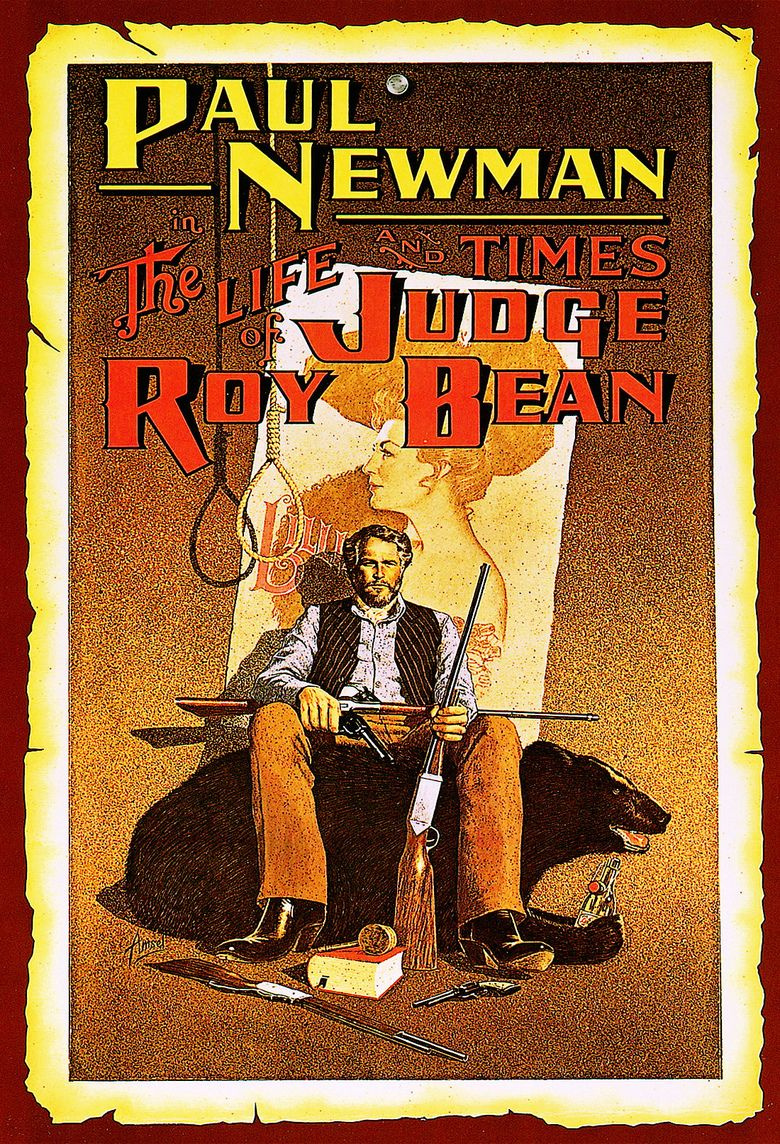 The Life and Times of Judge Roy Bean movie poster