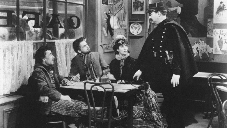 The Life of Emile Zola movie scenes