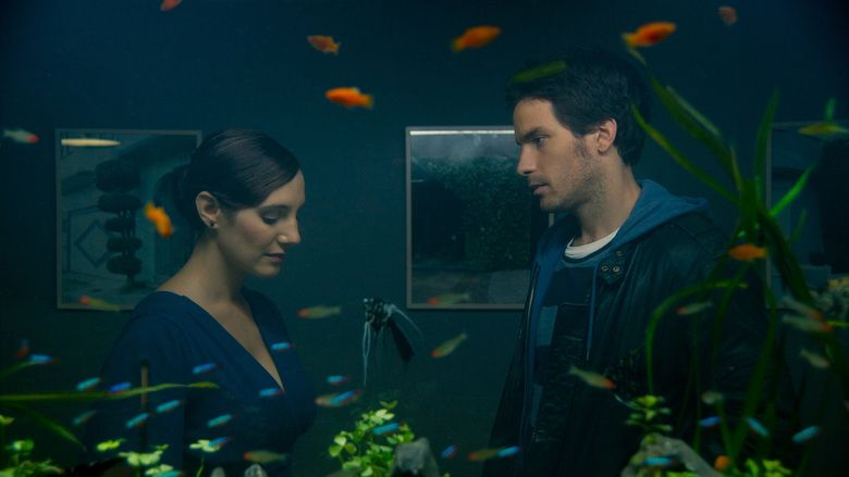 The Life of Fish movie scenes
