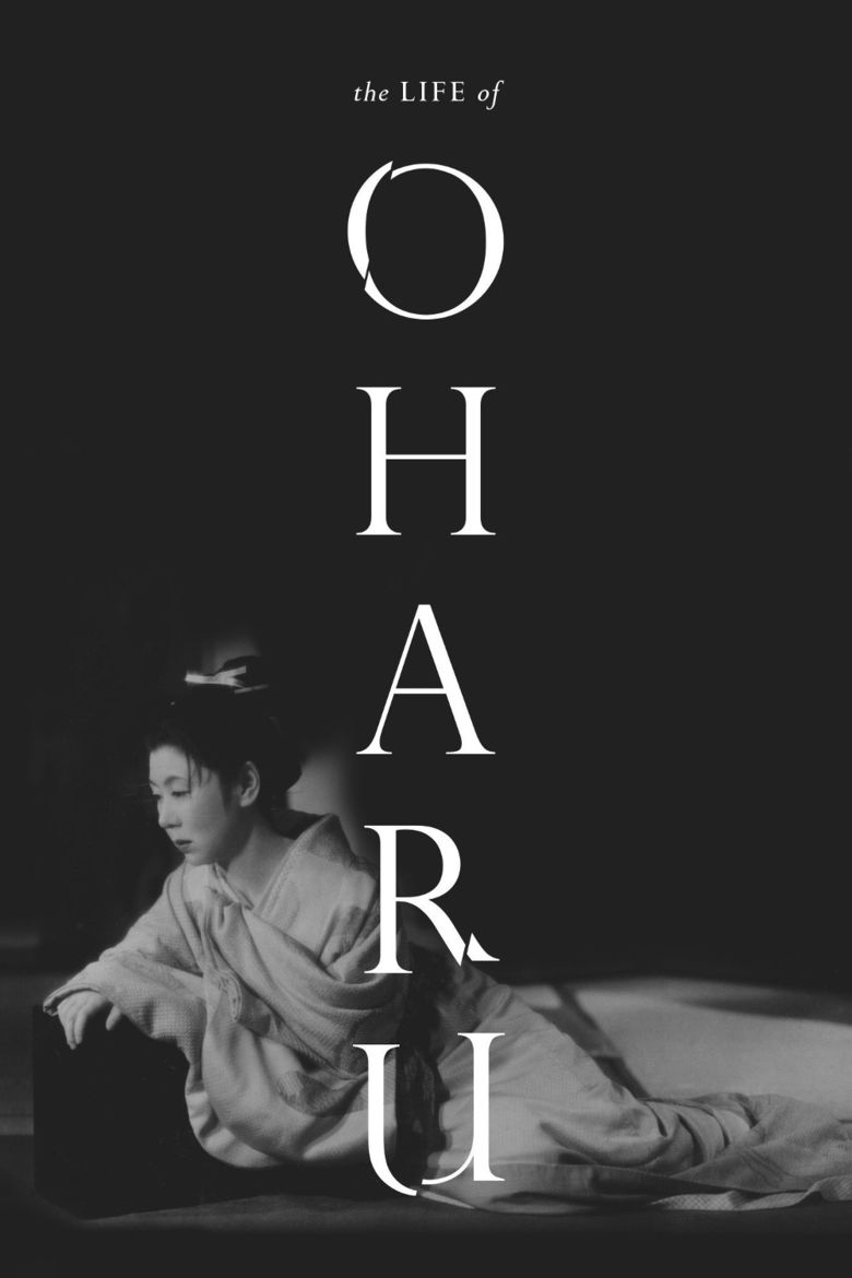 The Life of Oharu movie poster