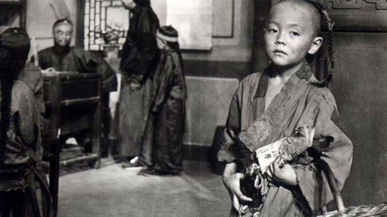 The Life of Wu Xun movie scenes