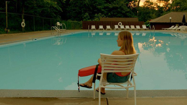 The Lifeguard movie scenes