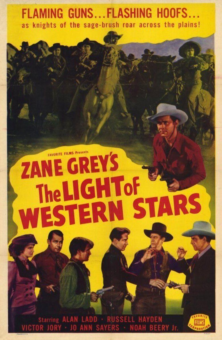 The Light of Western Stars (1940 film) movie poster