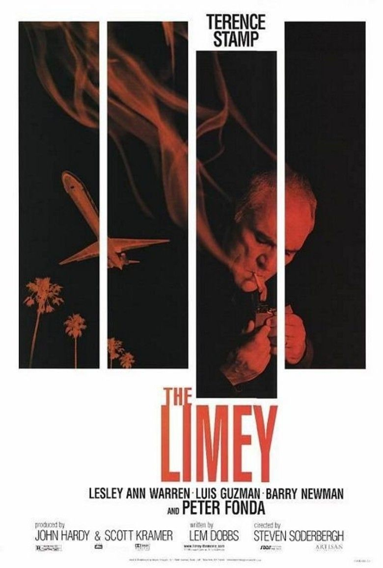 The Limey movie poster