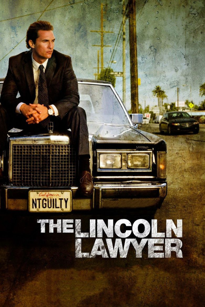 The Lincoln Lawyer (film) movie poster