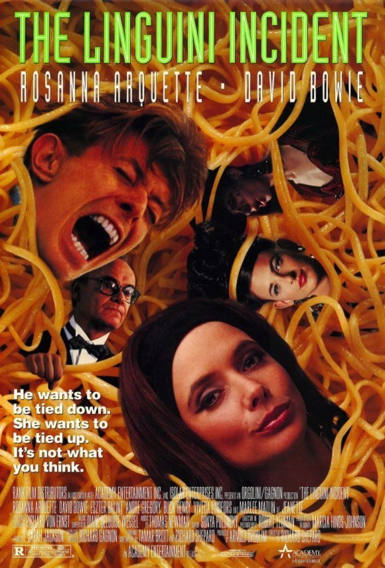 The Linguini Incident movie poster
