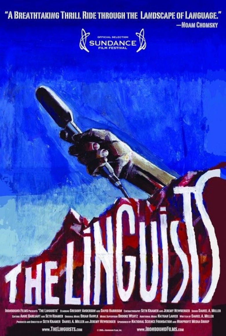 The Linguists movie poster