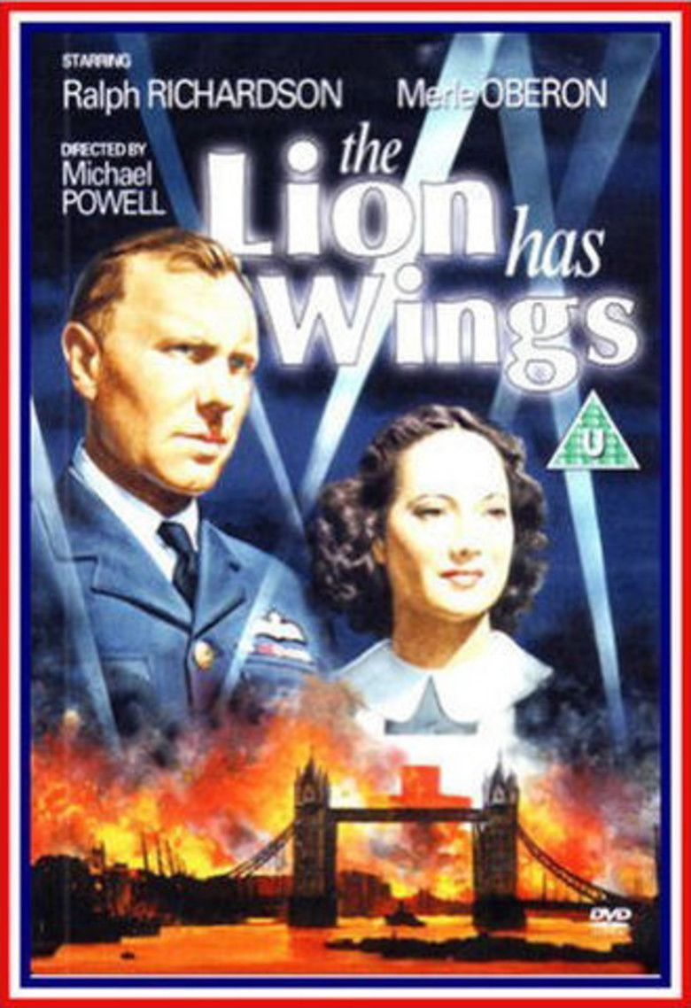 The Lion Has Wings movie poster
