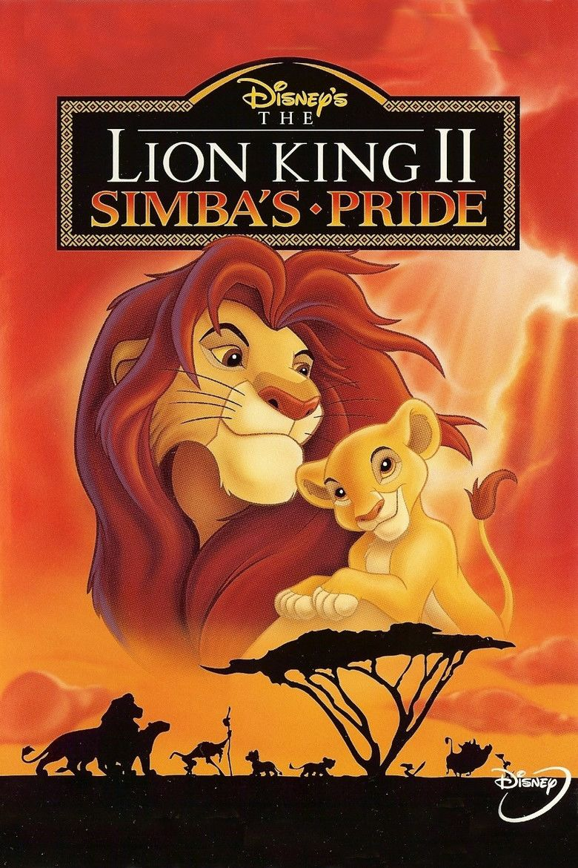 The Lion King II: Simbas Pride movie poster