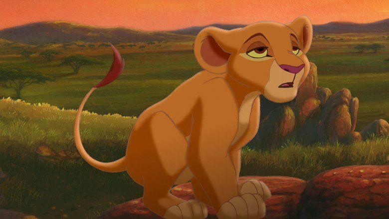 The Lion King II: Simbas Pride movie scenes