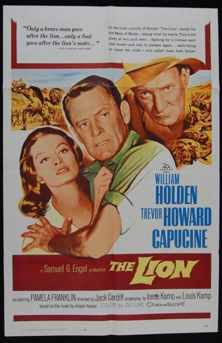 The Lion (film) movie poster