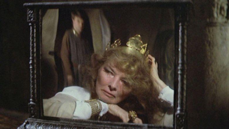 The Lion in Winter (1968 film) movie scenes