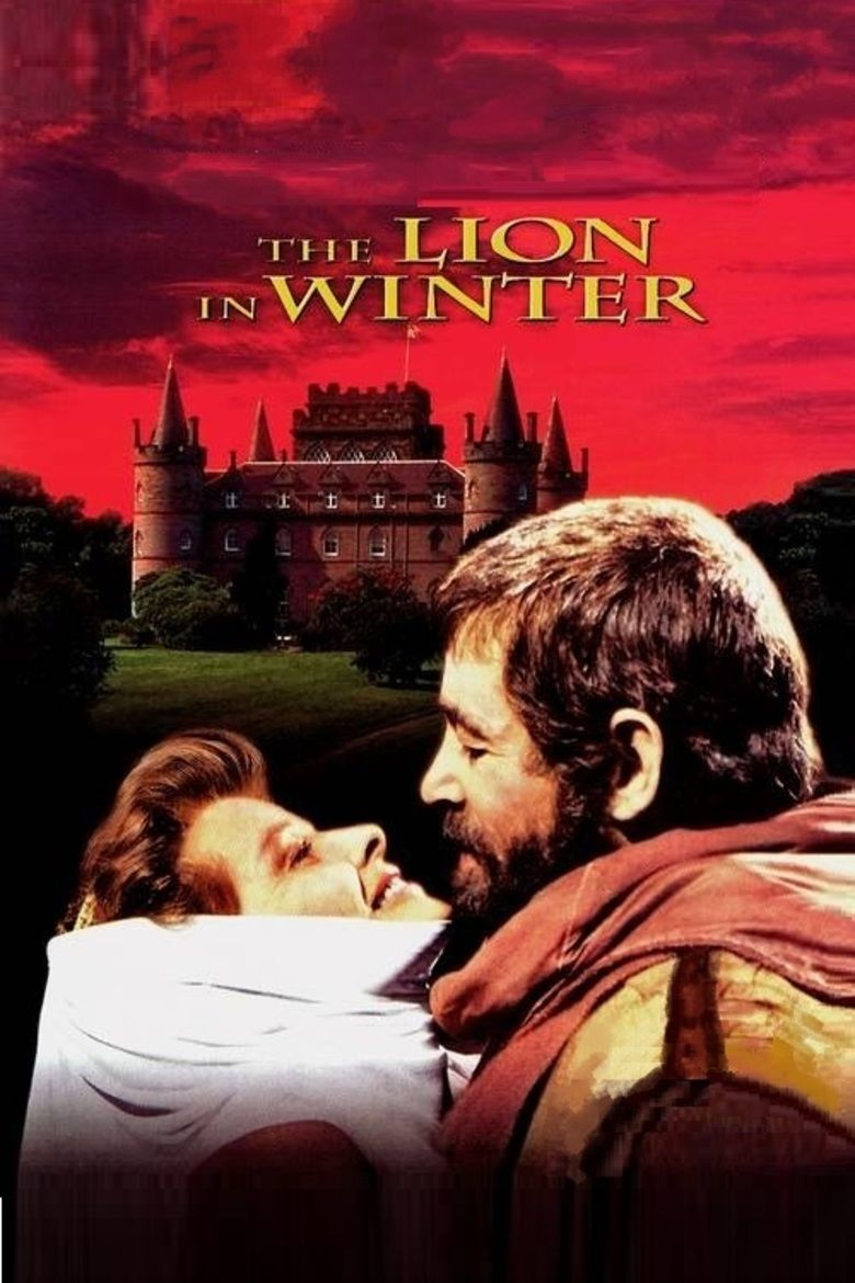 The Lion in Winter (1968 film) movie poster