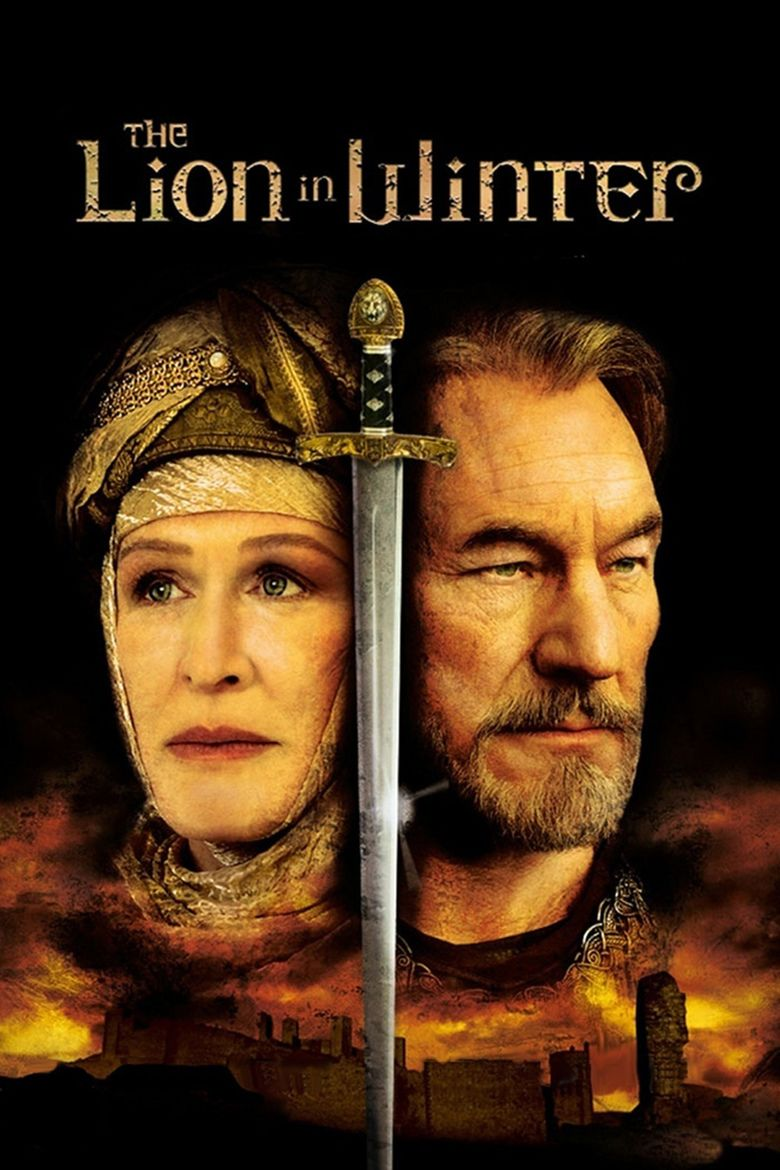 The Lion in Winter (2003 film) movie poster