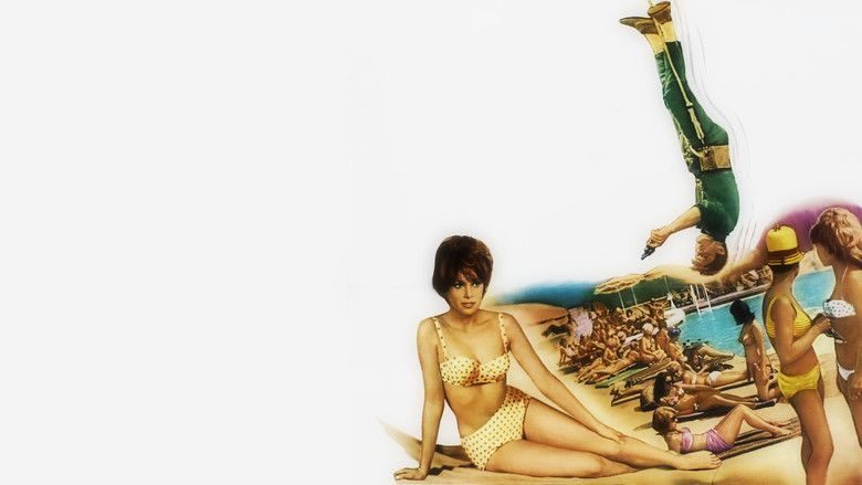 The Liquidator (1965 film) movie scenes